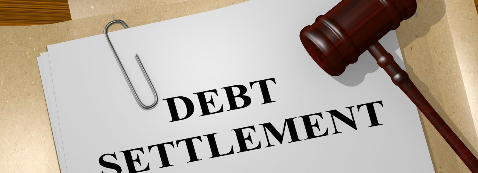 Debt relief partners don't charge upfront fees.